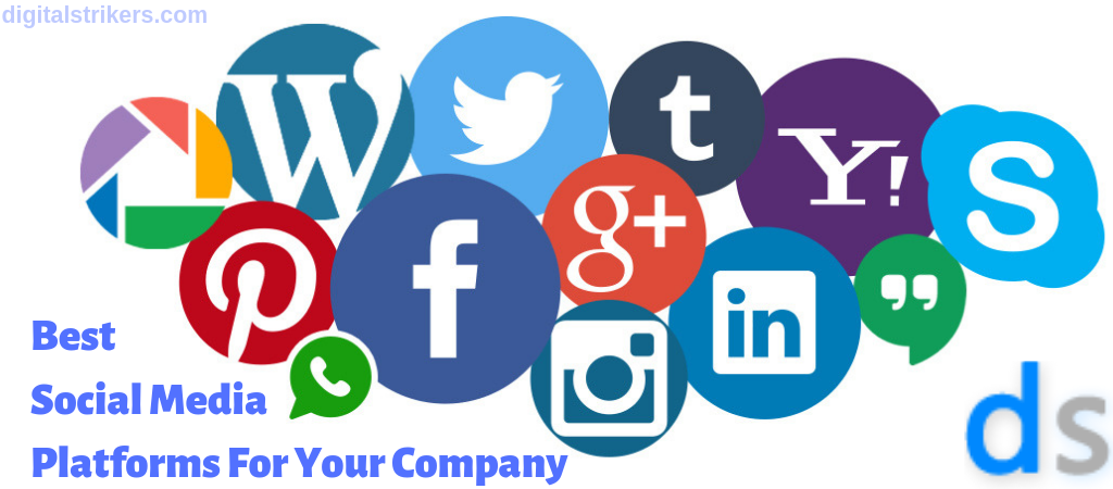 social media marketing company in surat - digital strikers